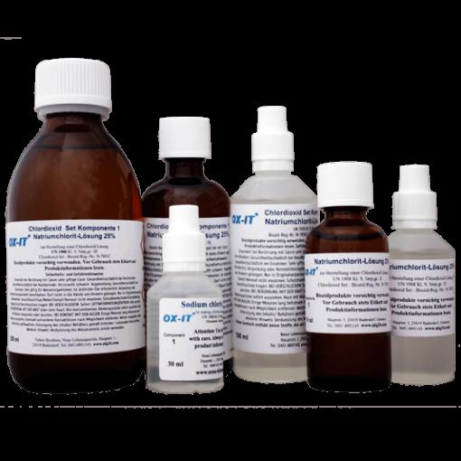 Natriumchlorit Lösung 25%