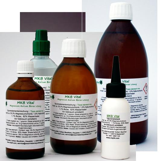 Magnesium Kalium Borax MKB-Vital