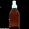 Sprühflasche Glas, braun PP28