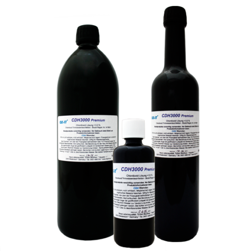CDH3000 Premium (CDL) in Mironglasflasche