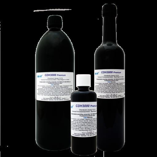 CDH3000 Premium (CDL) in Miron glass bottle