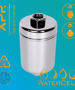 Duschfilter Badefilter gegen Kalk und Chlor