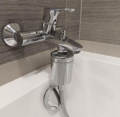 Duschfilter Badefilter klein