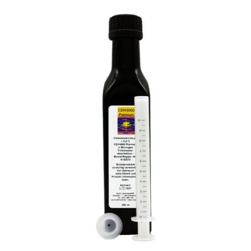 CDH3000 Premium (CDL) 0,3 % in Mironglas 250 ml mit Doser