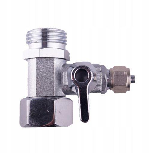 Absperrhahn Wasseranschluss UO-neu 3/8 Zoll