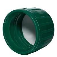 Verschluss PP28, 28 mm grün